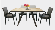 Hot Sales High Standard Professional Design Hotel furniture Restaurant Furniture Dining table & chairs TC1