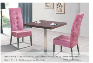 Hotselling Excellent Quality Nice Design Hotel furniture Restaurant Furniture Dining table&chair TC-6