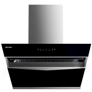 Newest design commercial kitchen exhaust cooker stove hood