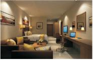 Hot Sales High Standard Professional Design Hotel furniture guestroom for king size bed room HG5216