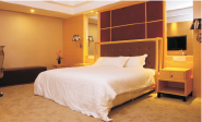 New Product Highest Level Fancy Design Hotel Furniture King Size Bed For Sale CH-012