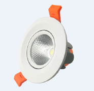 New Arrived Quick Lead Simple Design Downlight YLAL037 5W