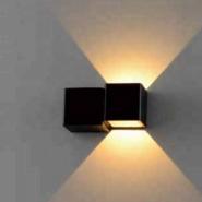 Ningbo Aluminium Wholesale Waterproof Hotsale Warm White CCT LED outdoor wall light