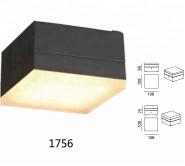 Ningbo Aluminium body PMMA diffuser LM 790 LED outdoor decorative wall light