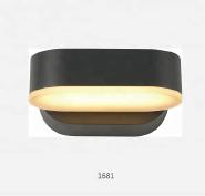 Ningbo Wholesale Waterproof Aluminium exterior PMMA diffuser Hot sale LED outdoor wall light