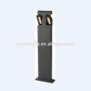 66cm pole light modern outdoor pole lamp