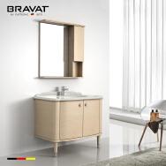 Bravat (China) GmbH Bathroom Cabinets