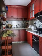 Hotselling Excellent Quality Nice Design kitchen cabinet CG-039