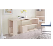 modern expandable computer desk for office
