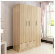 One drawer bedroom wardrobe