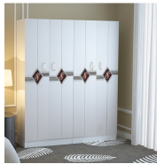 Simple design wooden wardrobe with high quality
