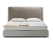 Hot Selling Good Quality Classic Design Modular Modern Design Queen King Size High Back Hotel Bed