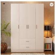 bedroom cheap wardrobe closet   KLWW-20