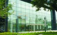 Best Seller Elegant Top Quality Personalized Design Full Glass Curtain Wall (with Spider) WJ00208