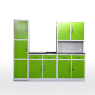 KEDA OFFICE FURNITURE LUOYANG SHITENG TRADING CO.,LTD. Stainless Steel Cabinets