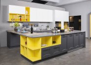 Promotional Quality Guaranteed Customized Design kitchen cabinet cg-051