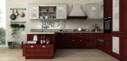 New Product Highest Level Fancy Design kitchen cabinet cg-75