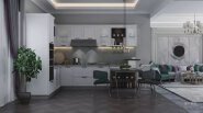 Hotselling Excellent Quality Nice Design kitchen cabinet cg-76