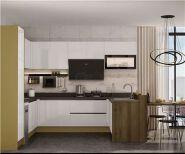 Best Seller Elegant Top Quality Personalized Design kitchen cabinet cg-054