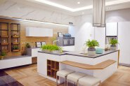 Hot Sell Hot Quality Fashionable Design kitchen cabinet cg-65