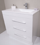 Fashion Designs Bathroom Cabinet PVC Best Quality Bathroom Cabinet Vanity Hotel Bathroom Vanity Cabinet 6511-75