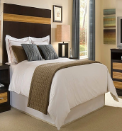 Opening Sale Samples Are Available Special Design MDF,Plywood,Veneer,Solid Wood customized size hotel bed CH-054