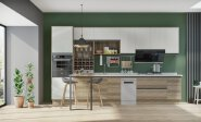 Top10 Best Selling Top Class Brand Design kitchen cabinet cg-055