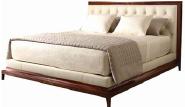 Customized Modern Design 5 Star Hotel Bedroom Furniture Wooden Bed