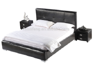 Opening Sale Samples Are Available Special Design Customized Simple Hotel Bed Furniture Bed CH-080