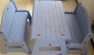 Bazhou yuzhong industry and trade co.,ltd. Children's Tables