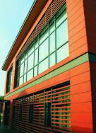Yekalon Industry Inc. Terracotta Panel Curtain Walls