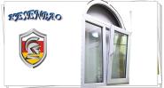 tilt turn windows design UPVC windows PVC windows