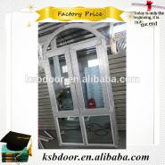 best quality LG UPVC casement window in foshan China