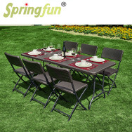 Taizhou Baoli Leisure Products Co.,LTD Rattan Table & Chair