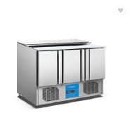 Undercounter freezer chiller refrigerator 3 door