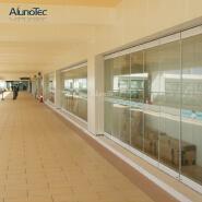 New Product Stainless Steel Interior Office Frameless Glass Sliding Doors