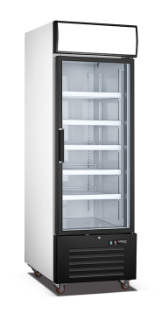 Commercial Restaurant Kitchen 6 door Stainless steel chiller fridge refrigerator freezer