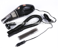 wet and dry ac dc 12v portable car seat vacuum cleaner