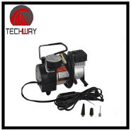 12V heavy duty car air pump electric manual tire inflator
