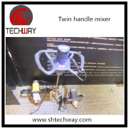 big twin handle mixer TW-MR6402 fashion modern design very convenience