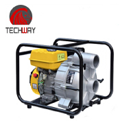 agriculture 3 inch 6.5HP gasoline high pressure water pump