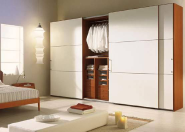 New Product Highest Level Fancy Design bedroom wardrobe with best price