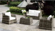 Yekalon Industry Inc. Outdoor Sofa