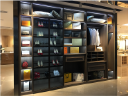 Best Choice Exceptional Quality Popular Design luxury wardrobe for villa WR