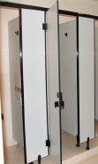 Hot Sell Hot Quality Fashionable Design Toilet Cubicles TLD-004