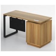 cheap price particle board computer desk 202-T05-1 office computer desk