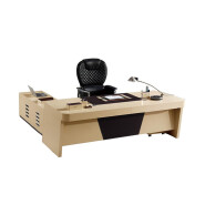 Modern high tech executive office desk F66 executive office table specifications