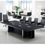 customized quality leather meeting boardroom table F23 conference room furniture table