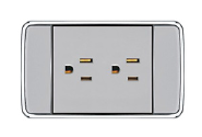 Wholesale Price 3 Pin Wall Electrical Power Light Socket
