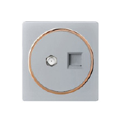 Wholesale Price Telephone Outlet Rj11 In Wall Socket